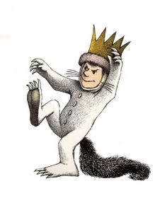 max where the wild things are