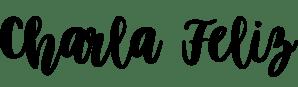 Charla Feliz logo