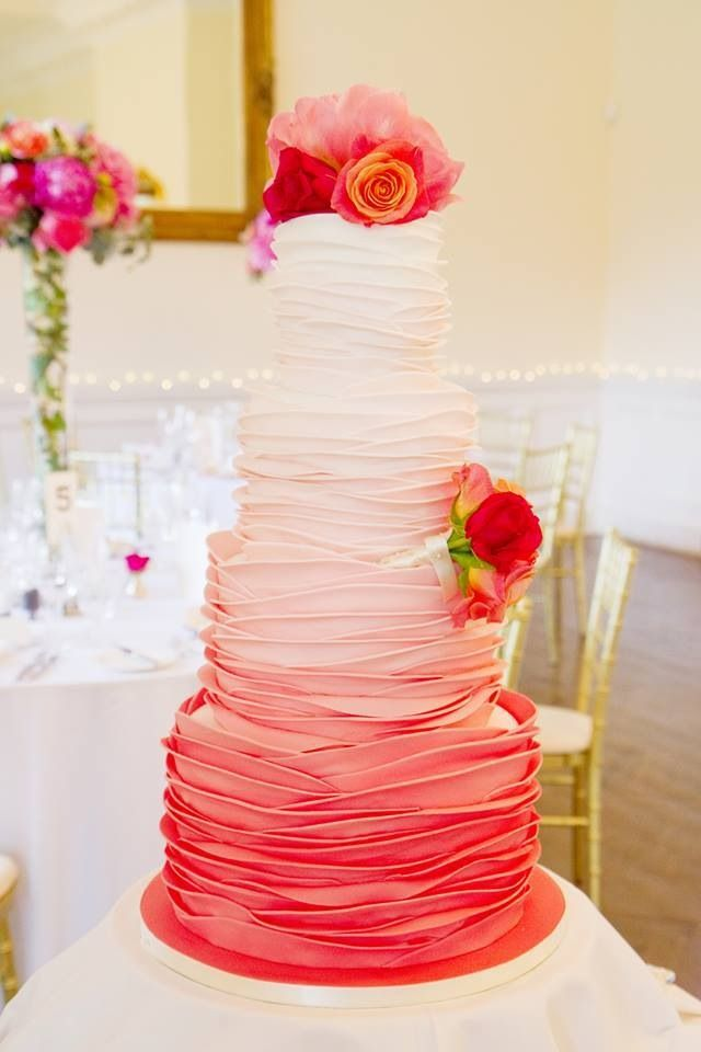 Ombre Weddings Are In!