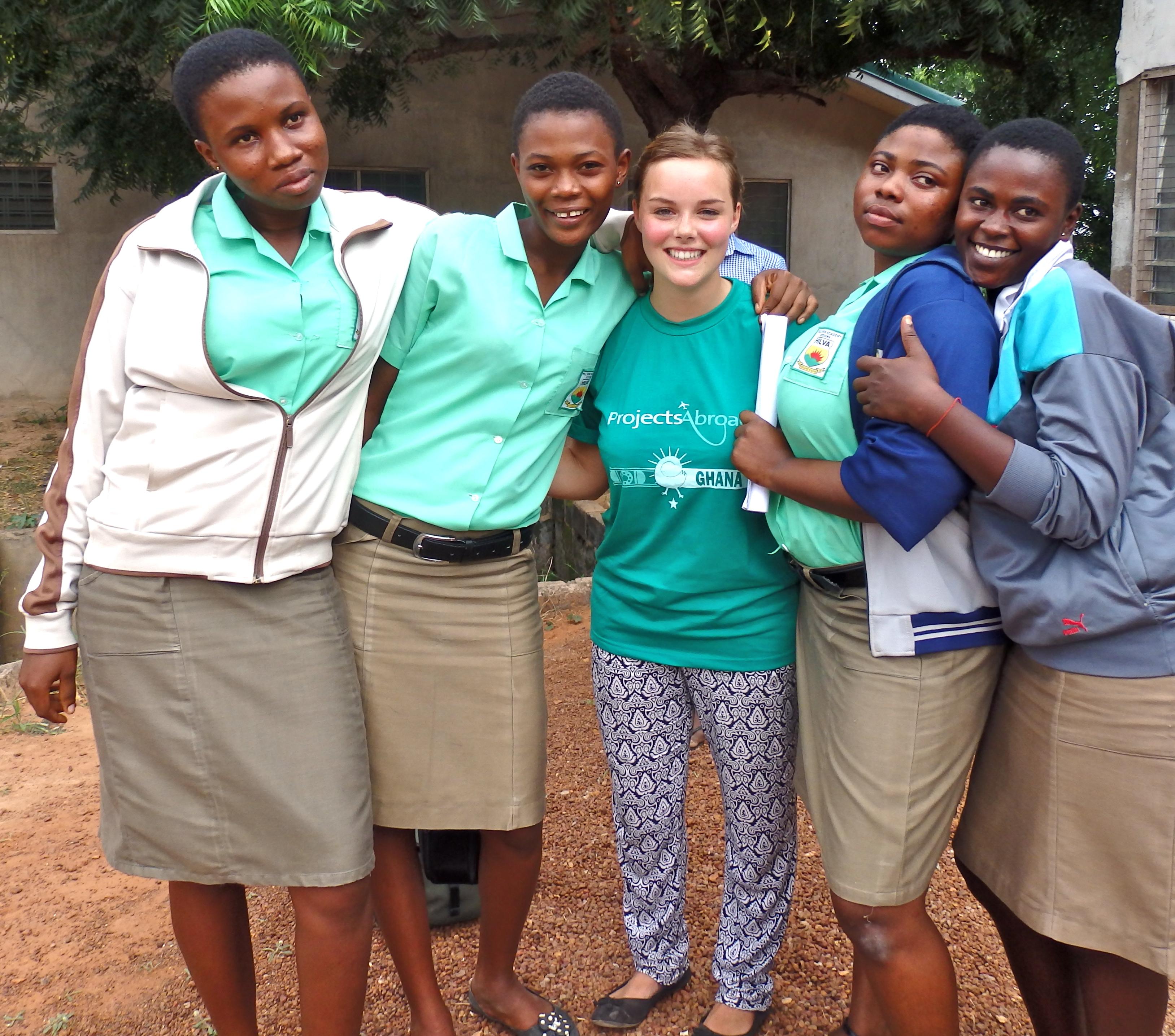 Community Outreach Week Dodowa