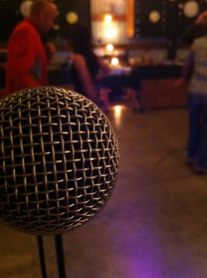 I love me a micrphone