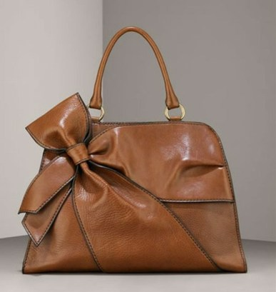 elite handbag valentino sidebow zip top satchel