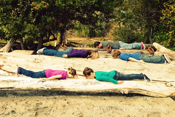 the family plank