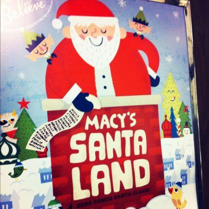 Картинки по запросу macy's santaland
