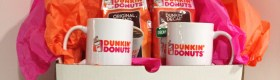 Dunkin' Donuts Giveaway Prize Pack