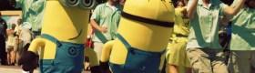 A Minion flashmob