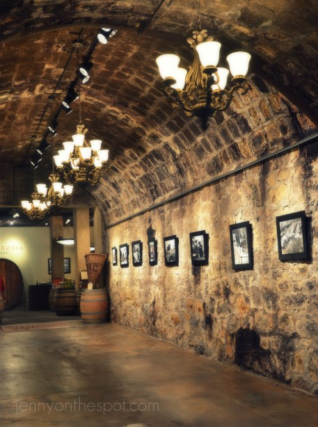 TestaRossa Winery Tasting Room