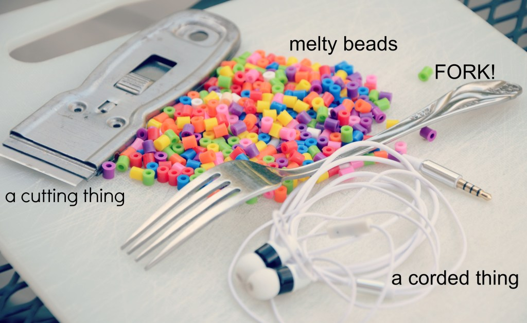 Supplies for pimped-out cords via @jennyonthespot