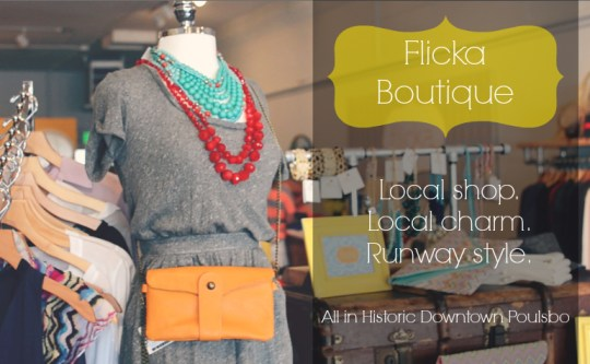 Flicka - Women's Boutique in Poulsbo