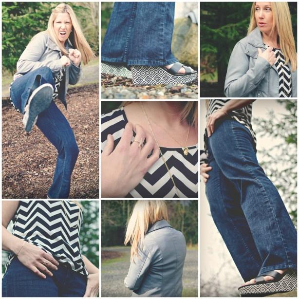Kohl's Spring Wardrobe Spruce-up with @jennyonthespot