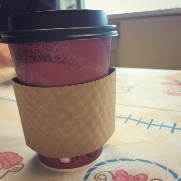 coffee in a doctor's office