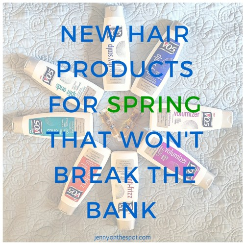 New Hair Products for Spring That Won't Break the Bank via @jennyonthespot