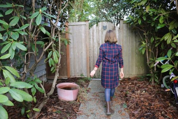 10 Beautiful Backyard Escape Ideas via @jennyonthespot