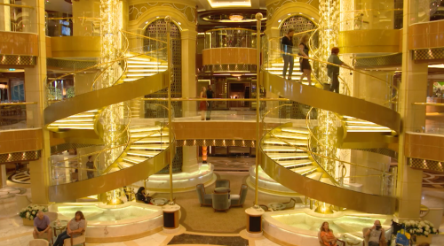 Regal Princess: Sail Away From Home: Vacation Creation from Carnival