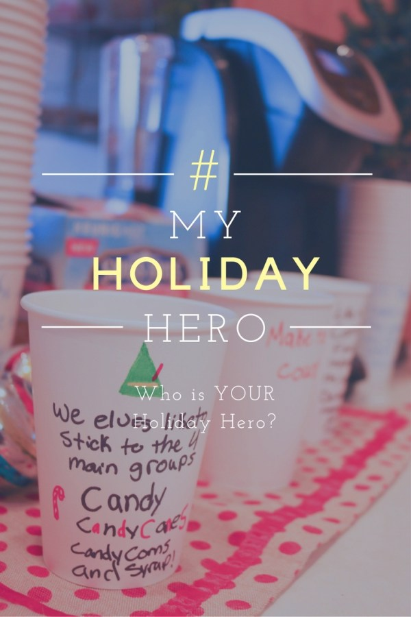 Keurig and #MyHoliday Hero