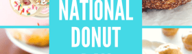 National Donut Day | 36 Donut Inspirations | Jenny On The Spot