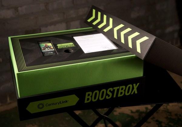 CenturyLinkBoostbox Seahawks