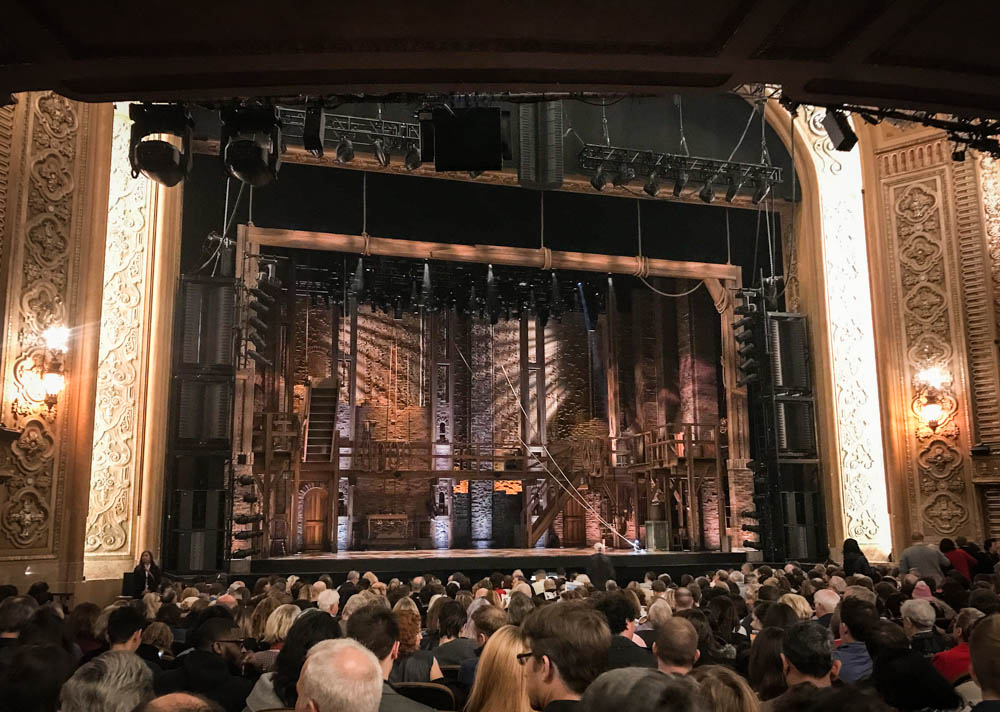 Theatre Review: Hamilton at the Paramount in Seattle