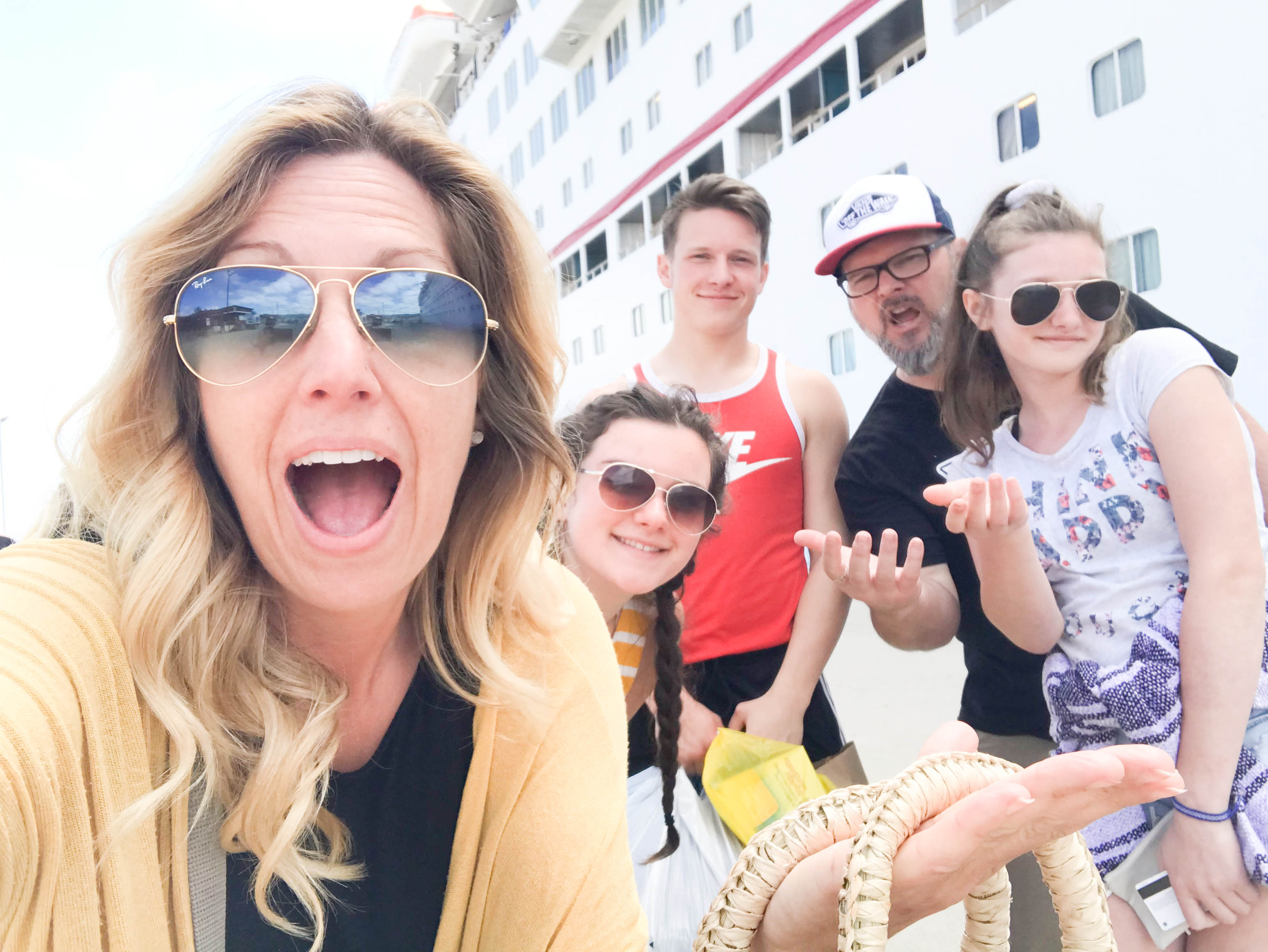 Family Vacation in Los Angeles: 3 Day Cruise to Ensenada