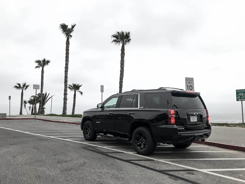 2018 Chevy Tahoe - Midnight Edition