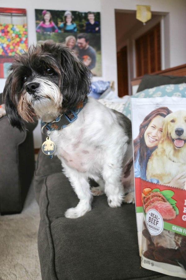 Milo's Kitchen Homestyle Dog Treats
