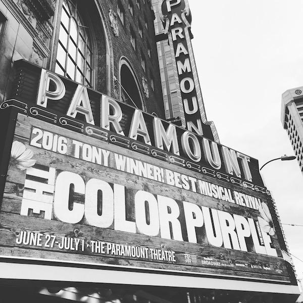 The Color Purple - Paramount Theatre