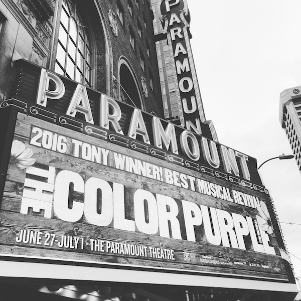 The Color Purple - Paramount Theatre