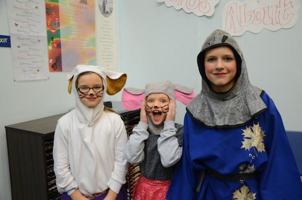 My children is costume... Cinderella