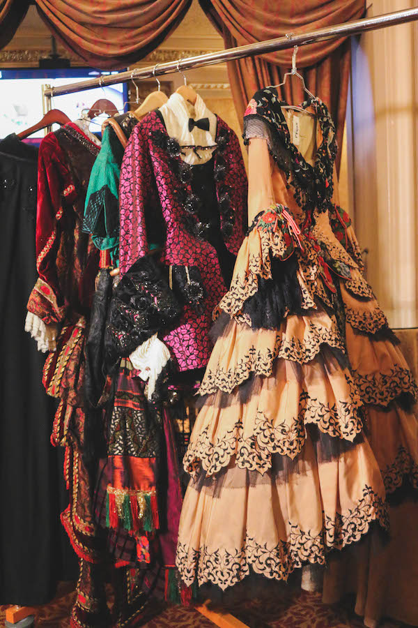Costumes! The Phantom of the Opera - The Paramount Theatre is Seattle