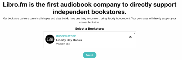 Liberty Bay Books and audiobooks on Libro.fm