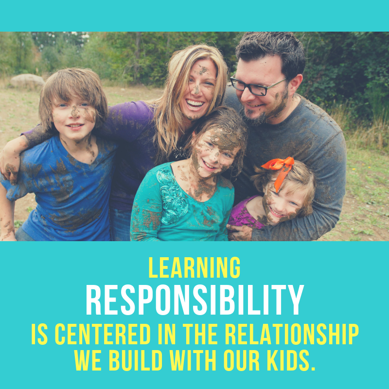 Teaching & learning responsibility