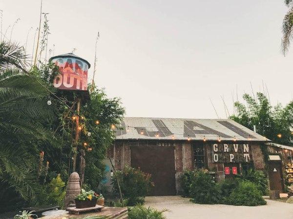 Caravan Outpost. Ojai, California