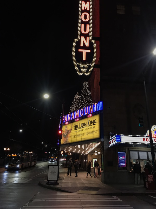 The Lion King, the world's #1 musical is back in Seattle  for 33 performances at The Paramount now through January 6, 2019
