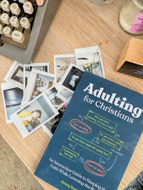 What Does Adulting Mean_ Adulting for Christians Book