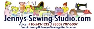 Jenny's Sewing Studio