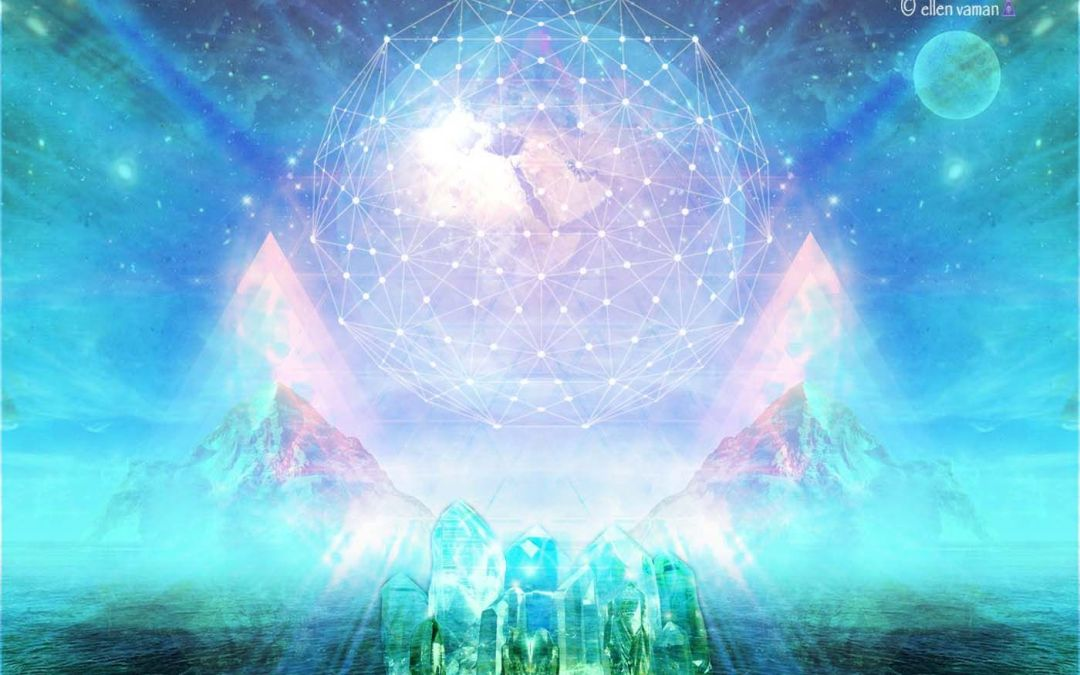Connecting to the Crystalline (Christ-aligned) Grid