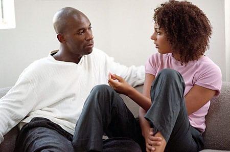 communication is key in marital relationships