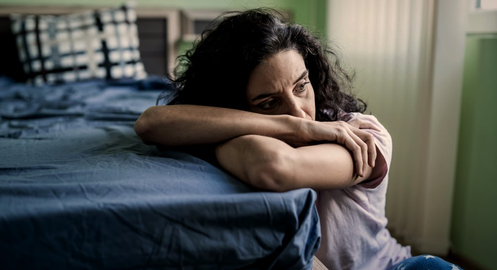 Sad Wife as a result of mistakes men make in marriages