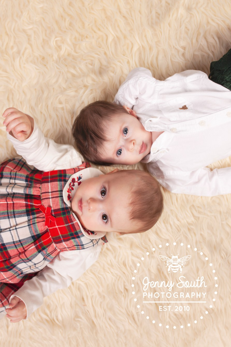 Two cousins from across the pond meet for the first time, and have a wonderful photo shoot.