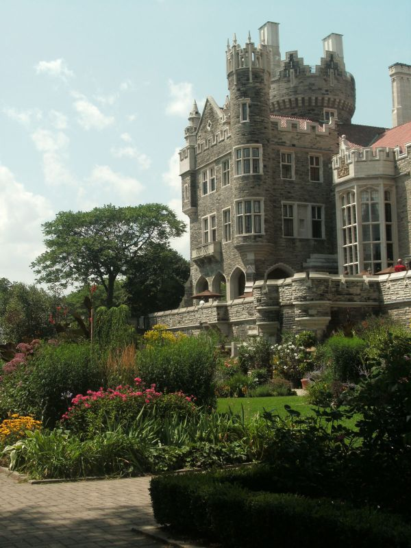 Casa Loma Majestic Castle Jenny' Serendipity Art