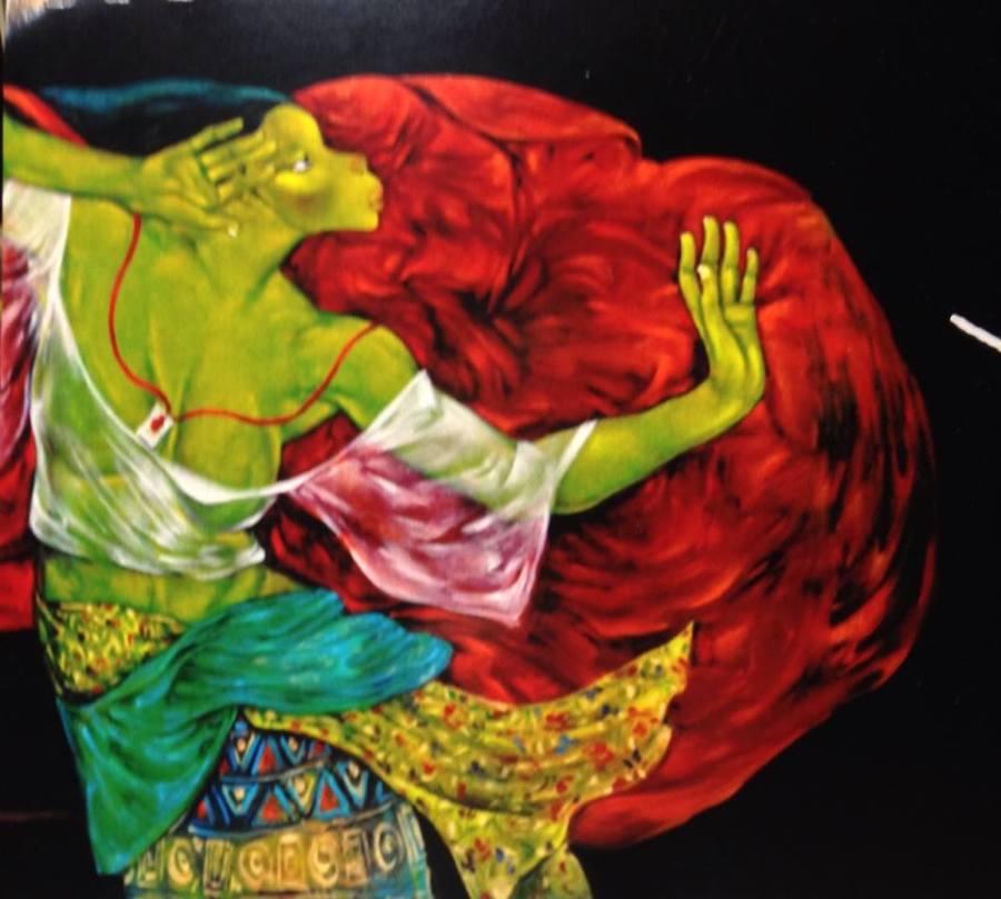 Featured Artist Lydia Velasco Jenny' Serendipity Art
