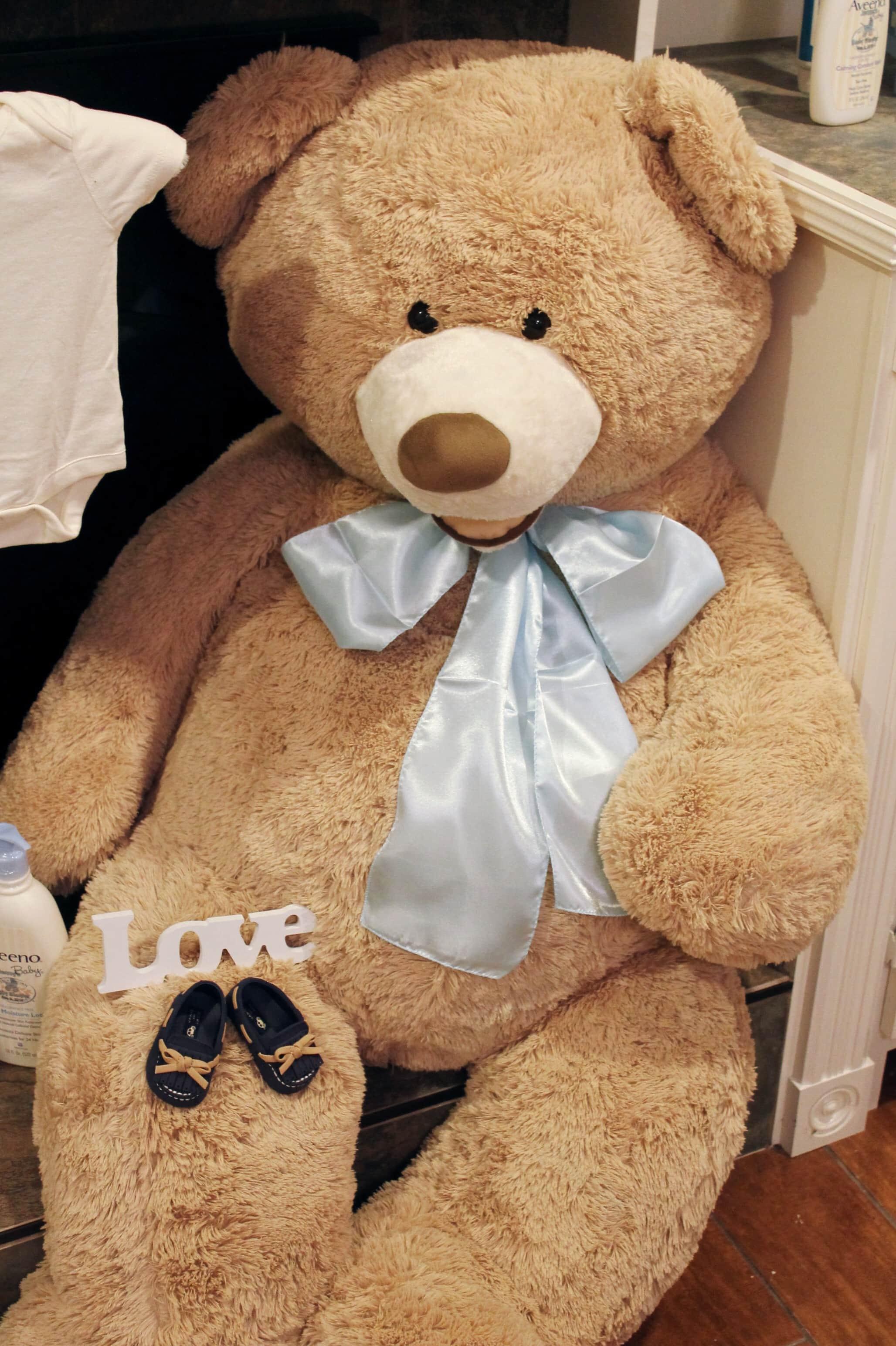 Teddy Bear Baby Shower Decoration