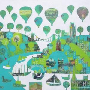 bristol european green capital by Jenny Urquhart