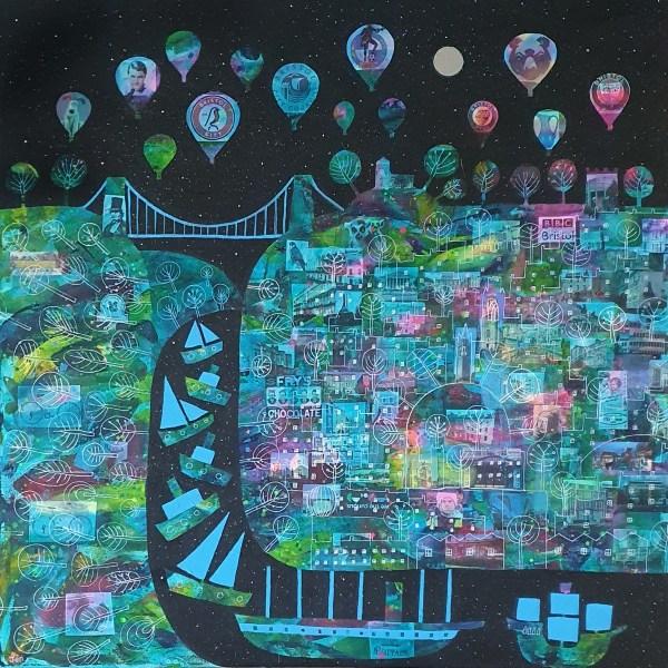 Dreaming of Bristol bu Jenny Urquhart