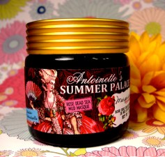 rose dead sea masque