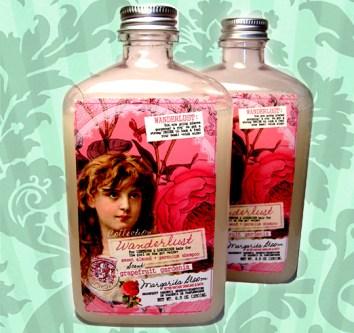 wanderlust shampoo