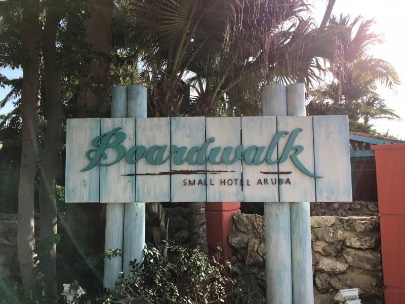 Boardwalk Small Hotel