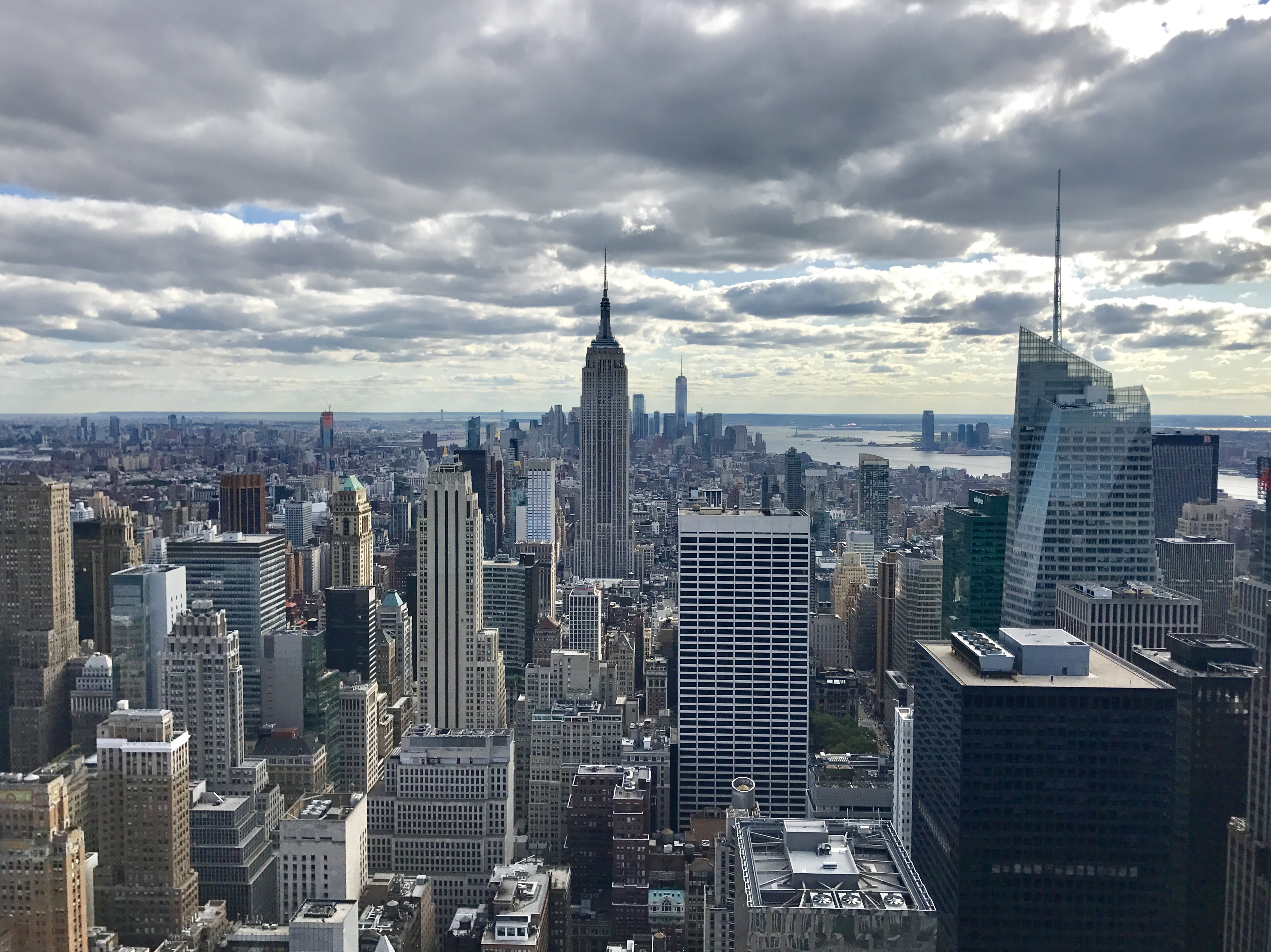 Instagram Worthy Views From The Rockefeller Center At Top