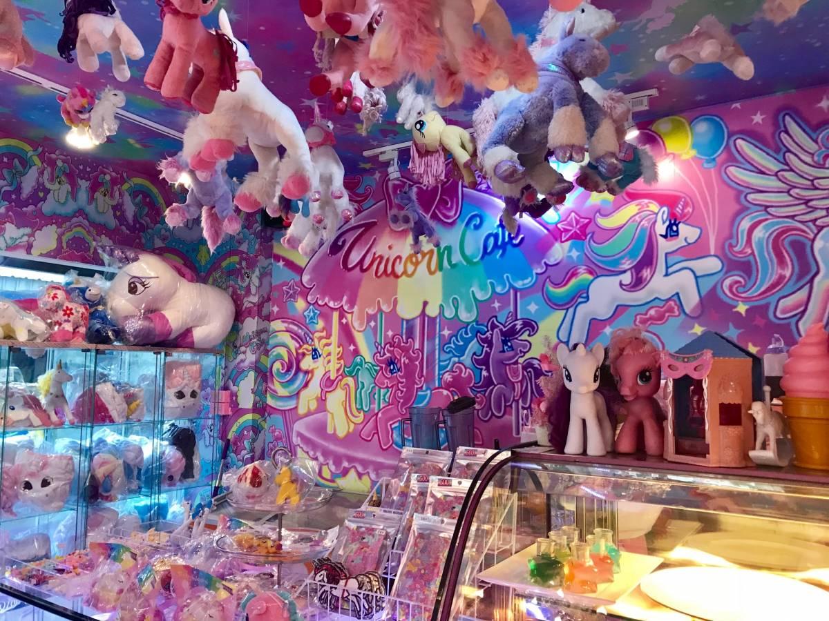 Make Your RainbowColored Dreams Come True at the Unicorn