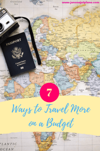Want to travel more on a tight budget? These strategies helped me take 20 trips in 12 months on a nonprofit salary! Save to your travel board for future reference. #traveltips #budgettravel #travelonabudget